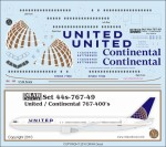 1-200-United-Continental-767-400s