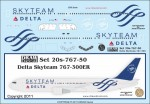 1-200-Delta-Skyteam-767-300