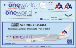 1-200-American-Airlines-Oneworld-767-300ER