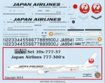 1-200-Japan-Airlines-777-300s-2011-Colors