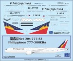 1-200-Philippines-Airlines-777-300ERs