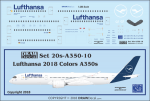 1-200-Lufthansa-2018-Colors-Airbus-A350s
