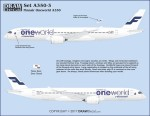 1-200-Finnair-Oneworld-Airbus-A350