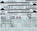 1-200-US-Navy-C-9Bs-letters-two-aircraft