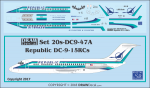 1-200-Republic-DC-9-15RCs