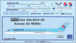1-200-Korean-Air-MD80s
