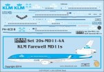 1-200-KLM-Farewell-MD11s