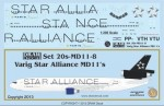 1-200-Varig-Star-Alliance-MD11s