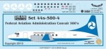 1-144-FAA-Convair-580s-Blue-Scheme