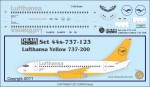 1-144-Lufthansa-Experimental-Colors-737-200s