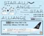 1-144-United-Airlines-Star-Alliance-767-300ER-Late-Version