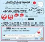 1-144-Japan-Air-Lines-New-Colors-767-300s-2011-Scheme