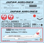 1-144-Japan-Airlines-777-200s-2011-Colors