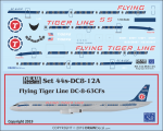 1-144-Flying-Tiger-Line-DC-8-63CFs