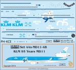 1-144-KLM-95-Years-MD11
