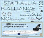 1-144-Varig-Star-Alliance-MD11s