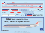 1-144-Minicraft-MD80-Bagged-Kit-with-TWA-Hybrid-Decal