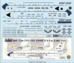 1-72-USAF-T-43As-Set-II-Late-Scheme-Letters-2-Aircraft