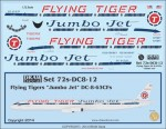 1-72-Flying-Tigers-Jumbo-Jet-DC-8-63CFs