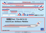 1-72-American-Airlines-MD80s