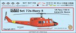 1-72-VXE-6-Antarctic-UH-1N-Hueys