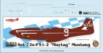 1-72-Maytag-P-51-Mustang-Racer