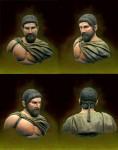 RARE-1-10-Spartan-Bust