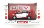 1-64-Next-Generation-Electric-Car-Mitsubishi-I-MiEV-Red-White