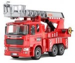 1-24-Quick-Plastic-Model-1-Ladder-Fire-Engine