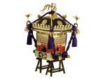 1-8-Edo-Mikoshi-Black-colored-Purple-String
