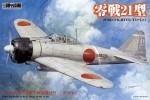 1-32-Mitsubishi-A6M2-Zero-Type-21