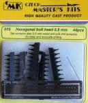 Hexagonal-bolt-head-08-mm-44-pcs-