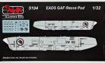 1-32-EADS-GAF-Recce-Pod-incl-decals