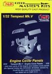1-32-Tempest-Mk-V-Engine-cover-panels-SP-HOBBY
