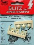 1-35-British-helmets-Desert-rats-WWII-6-pcs-
