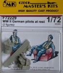 1-72-German-pilots-at-rest-WWII-2-fig-