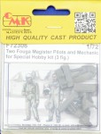 1-72-Two-Pilots-and-Mechanic-for-Fouga-Magister