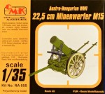 1-35-225cm-Minenwerfer-M15-Austro-Hungarian-WWI
