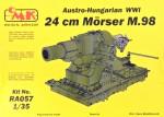 1-35-Austro-Hungarian-WWI-24cm-Morser-M-98
