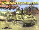 WWII-US-Sherman-Tank-in-Action