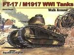 FT-17-M1917-WWI-Tanks-Walk-Around