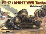 FT-17-M1917-WWI-Tanks-Walk-Around