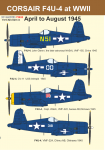 1-72-Corsair-F4U-4-at-WW-II-April-to-August-1945