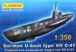 1-350-German-U-boat-type-VII-C-41