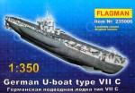 1-350-German-U-boat-type-VII-C
