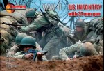1-72-US-Infantry-WWII-with-37mm-gun