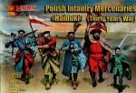 1-72-Polish-infantry-Mercenaries-gaiduks-30-years-war-Back