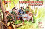 1-72-Imperial-light-infantry-Thirty-Years-War