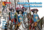 1-72-French-mounted-guards-Royal-Musketeers