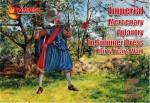 1-72-Imperial-Mercenary-infantry-in-summer-dress-Thirty-Years-War